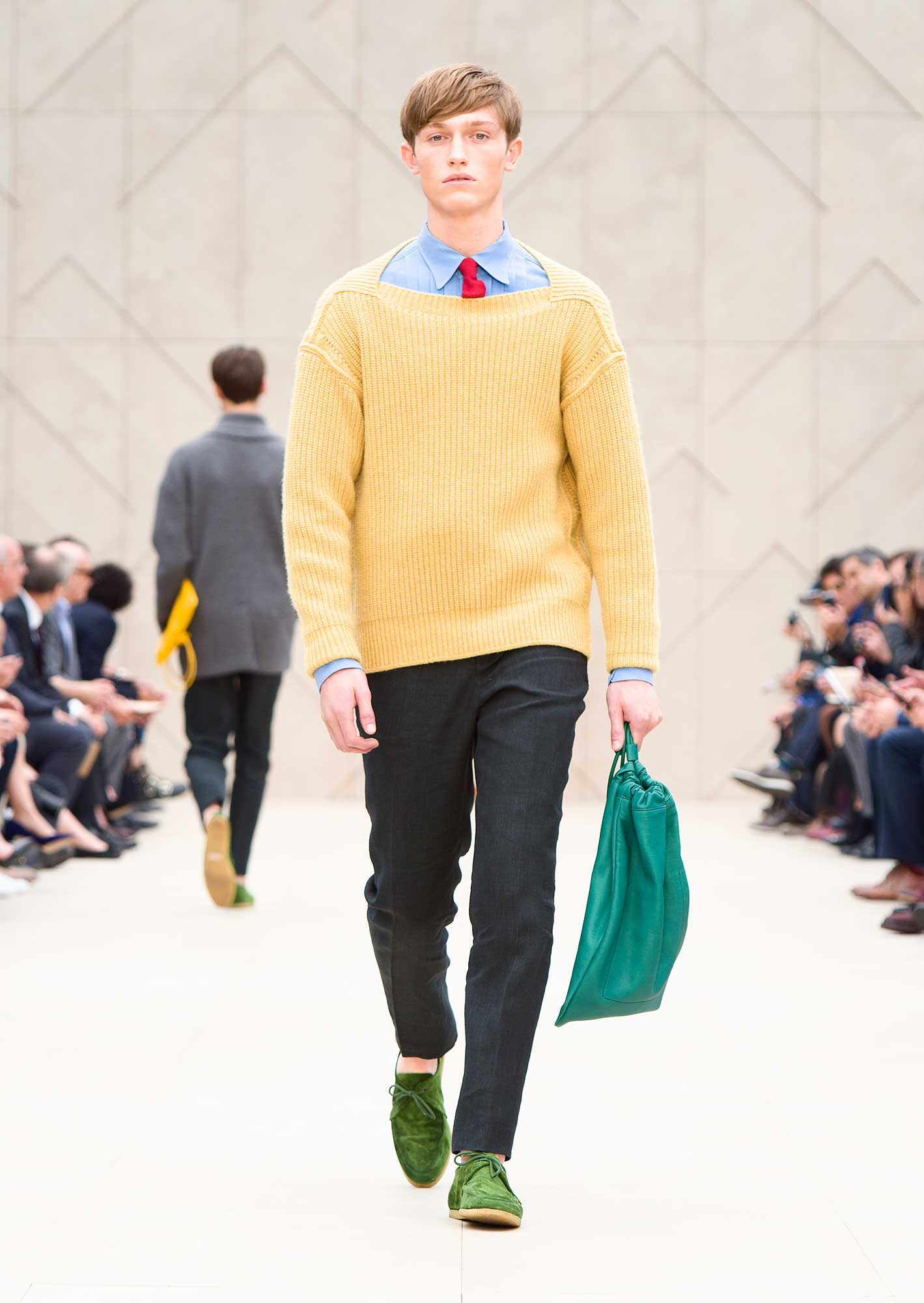 Burberry Prorsum Menswear: SS13 Collection recommendations