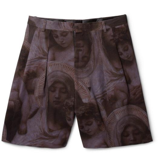 HERO - Givenchy Madonna shorts
