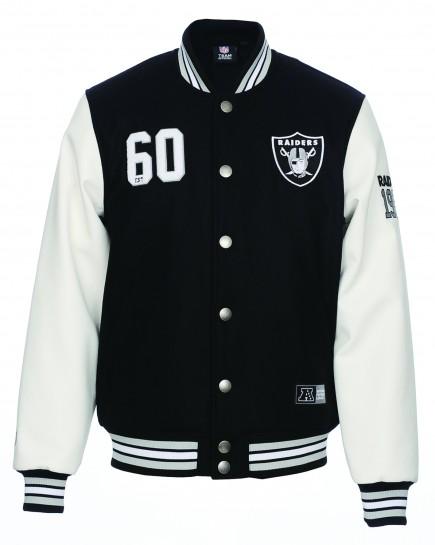 hero oakland raiders jacket
