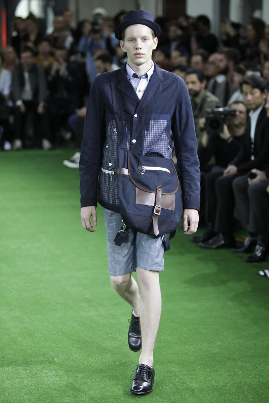 Junya Watanabe, menswear, Spring Summer,2014, Paris