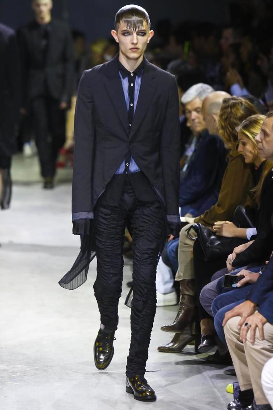 comme des garcons, Menswear, Spring Summer, 2014, Paris