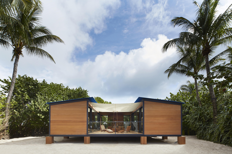 Louis Vuitton's La Maison au bord de l'eau by Charlotte Perriand at Miami Design '13 Hero Magazine Image 3