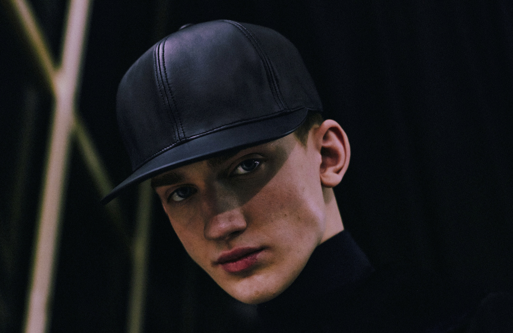 8 LCM AW14 HERO MAGAZINE JUUN J BACKSTAGE HARRY CARR Look