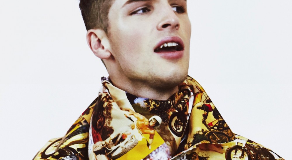 VERSACE MENS FW14 FEATURE IMAGE HERO MAGAZINE HARRY CARR