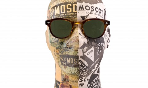 DSM NEW YORK HERO MAGAZINE MOSCOT