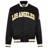 HERO CONSUME MITCHELL AND NESS SATIN BASKETBALL JACKET