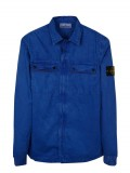 HERO CONSUME STONE ISLAND GARMENT DYED OLD EFFECT OVERSHIRT