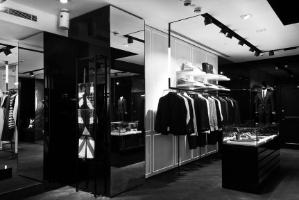KARL LAGERFELD STORE OPENING LONDON