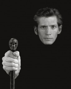 Robert Mapplethorpe, 'Self Portrait' 1988