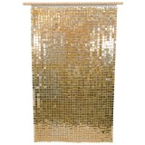 HERO CONSUME PACO RABANNE GOLD SPACE CURTAIN