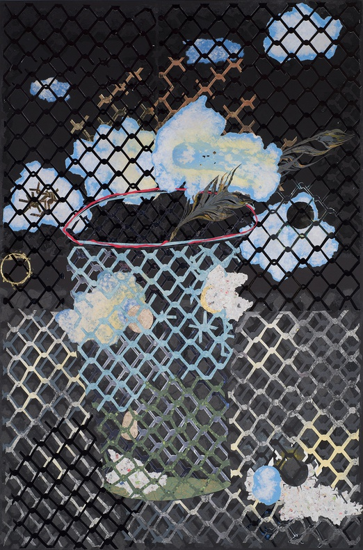 Christian Holstad, Written reminder, 2014, courtesy of the artist / Victoria Miro