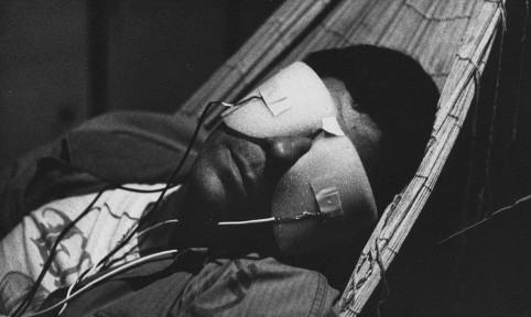 Chris Marker 'La Jetée' (1962) Film Still Image courtesy BFI Stills Collection © 1963 Argos Films