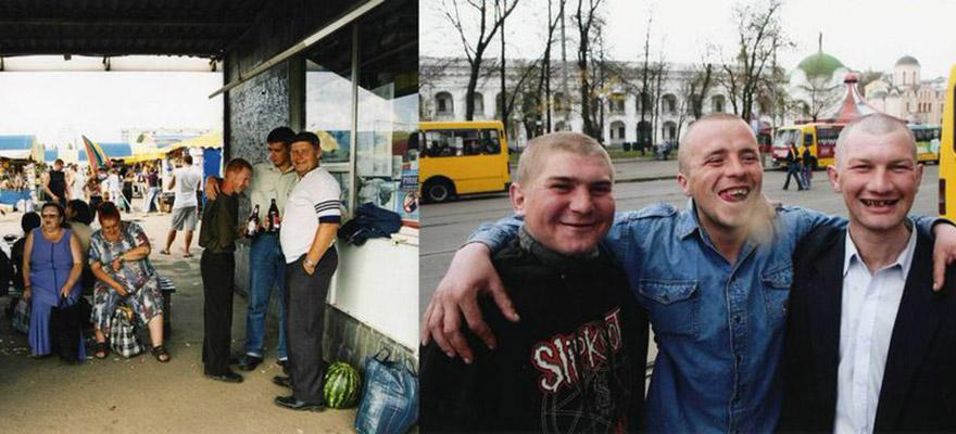 Boris Mikhailov 'Untitled, 2000. Kharkiv, Ukraine