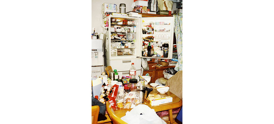 Motoyuki Daifu 'Project Family #09', 2011. Kanagawa, Japan