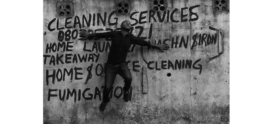 Abraham Oghobase 'Untitled', 2012. Lagos, Nigeria
