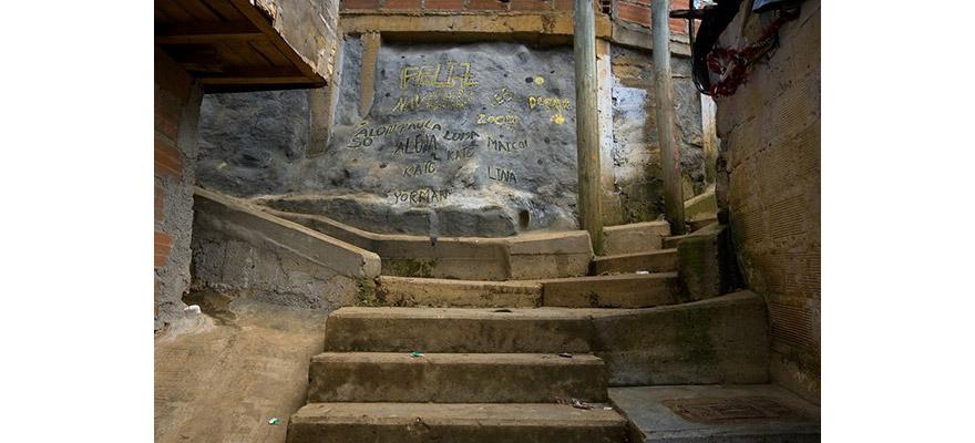 Juan Fernando Herrán 'Junction', 2008. Medellín, Colombia