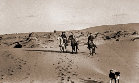 Sahara 1920s, image Wolfgang Wiggers via Flickr