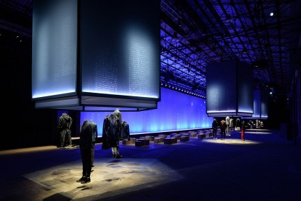 The Z Zegna installation at Pitti Uomo