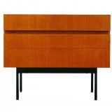 HERO CONSUME DIETER WAECKERLIN FOR BEHR TEAK CHEST OF DRAWERS (c1950s)