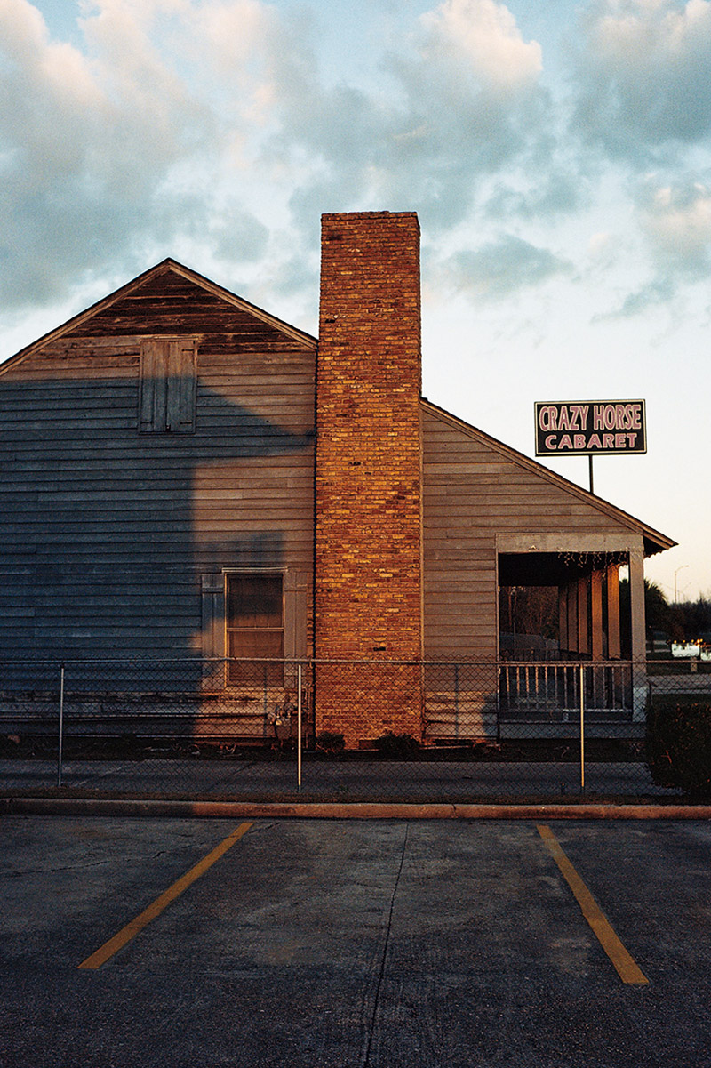 From 'Rough Ride Down South' by Paolo Zerbini, 2014