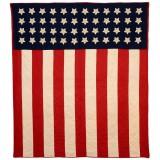HERO CONSUME FLAG QUILT (1911)