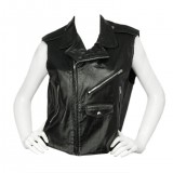 HERO CONSUME STEPHEN SPROUSE BIKER VEST (1984)