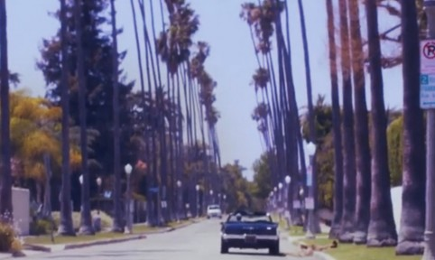 Still from 'Shades of Cool' by Lana Del Rey