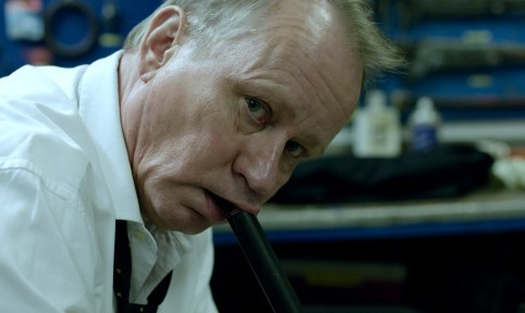 Stellan Skarsgård in In Order of Disappearance, 2014
