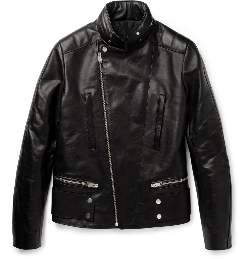 HERO CONSUME BALENCIAGA BIKER JACKET