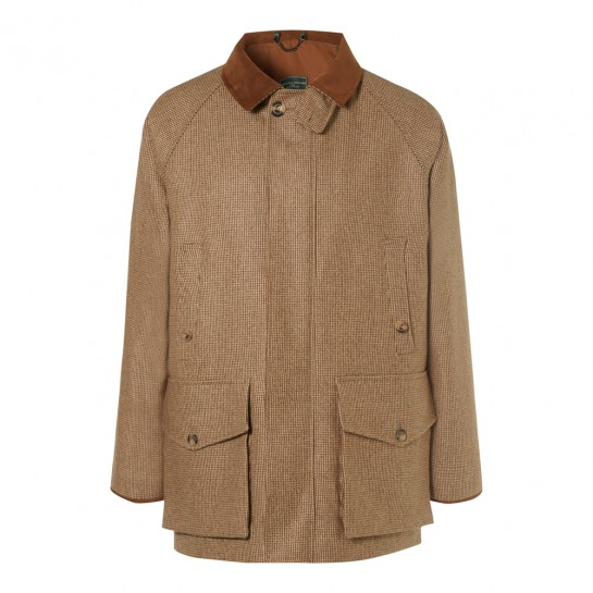 Holland & Holland Field coat Clearance Store Cheap Price Free Shipping Prices Get To Buy For Sale IPVCLuwea6