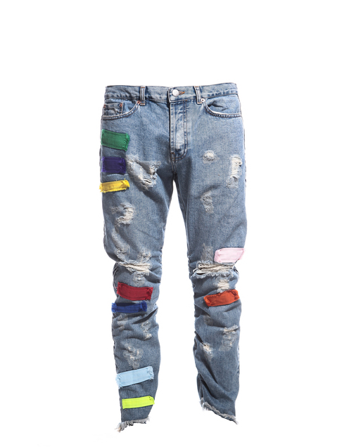 HERO CONSUME JAMES LONG JEANS