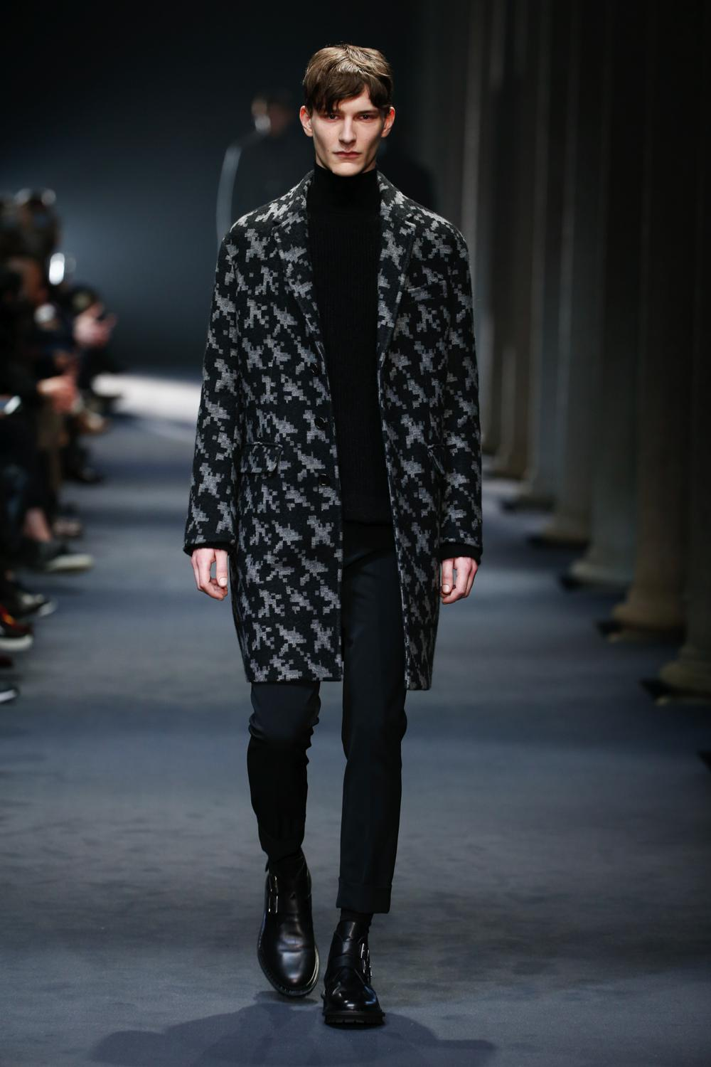 Neil Barrett FW15 Look 21
