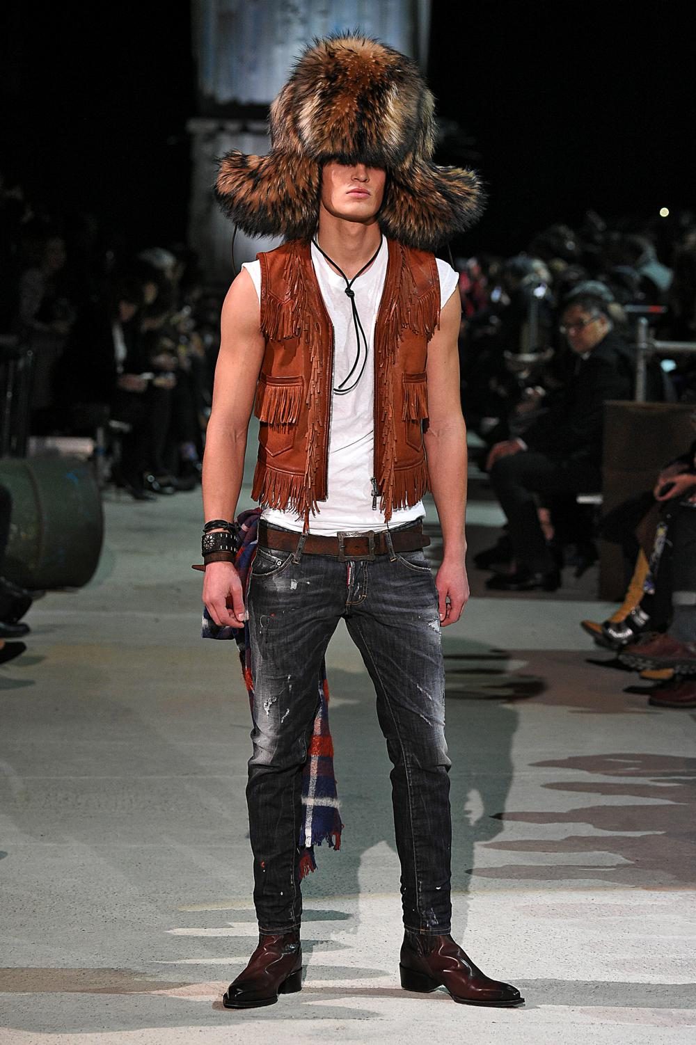 dsquared2 hero FW15-0012
