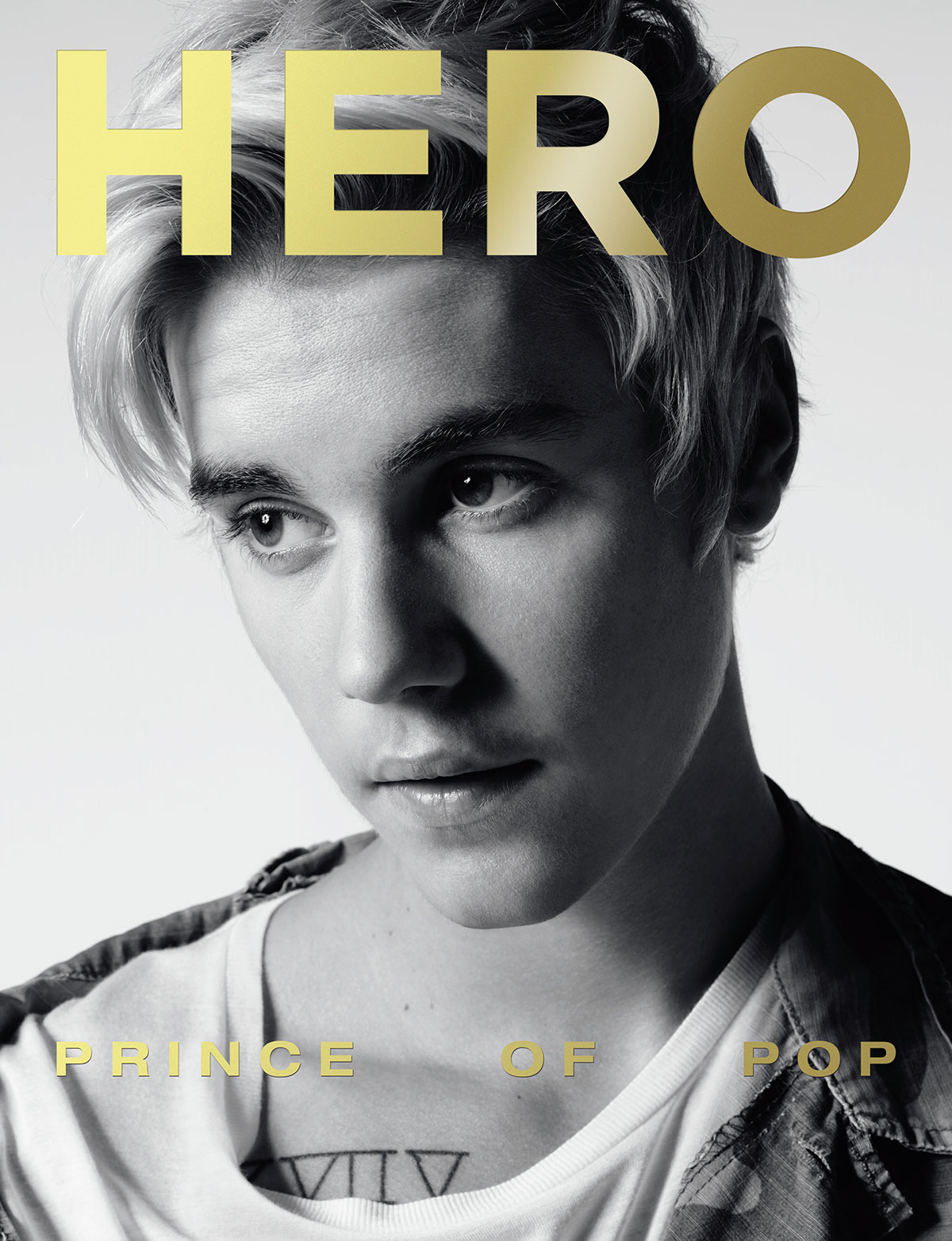 hero 13 justin bieber covers the new issue out now hero hero 13 justin bieber covers the new issue out now