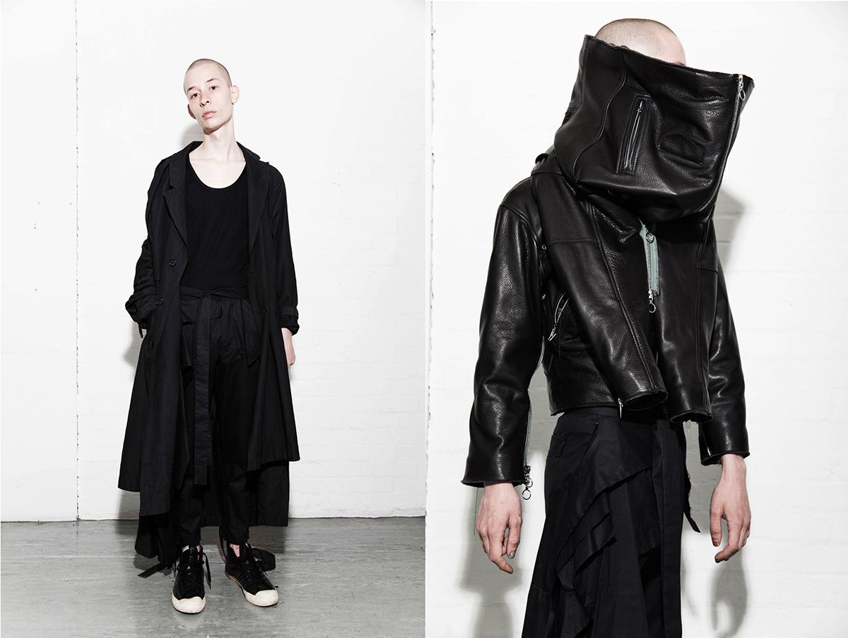 All clothing Dan Fradgley