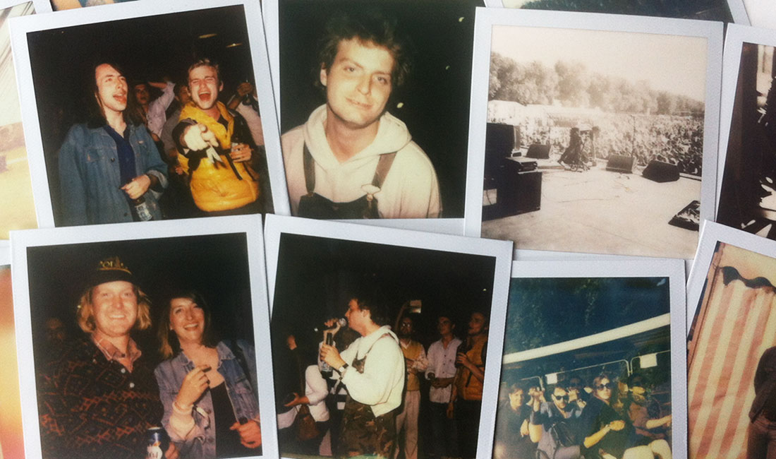 Photos by Mac DeMarco and crew