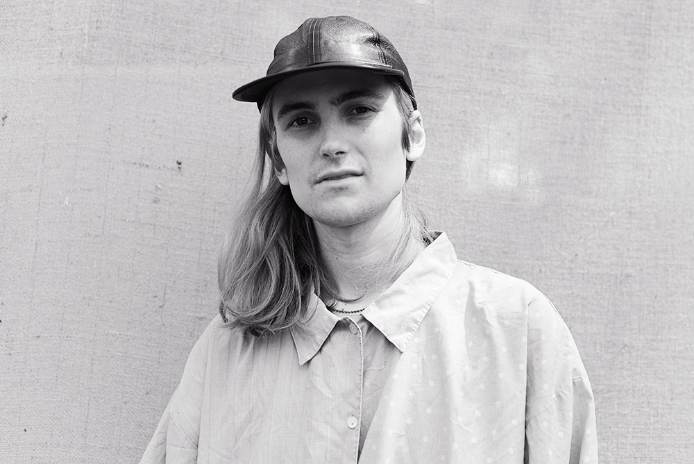 Zachary Cole Smith from DIIV at Field Day 2015. Photo by Sean Carpenter