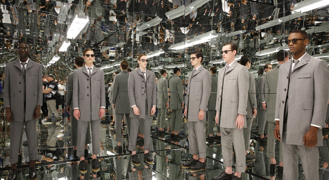 Thom Brown SS16 NEW YORK ,7/14/15