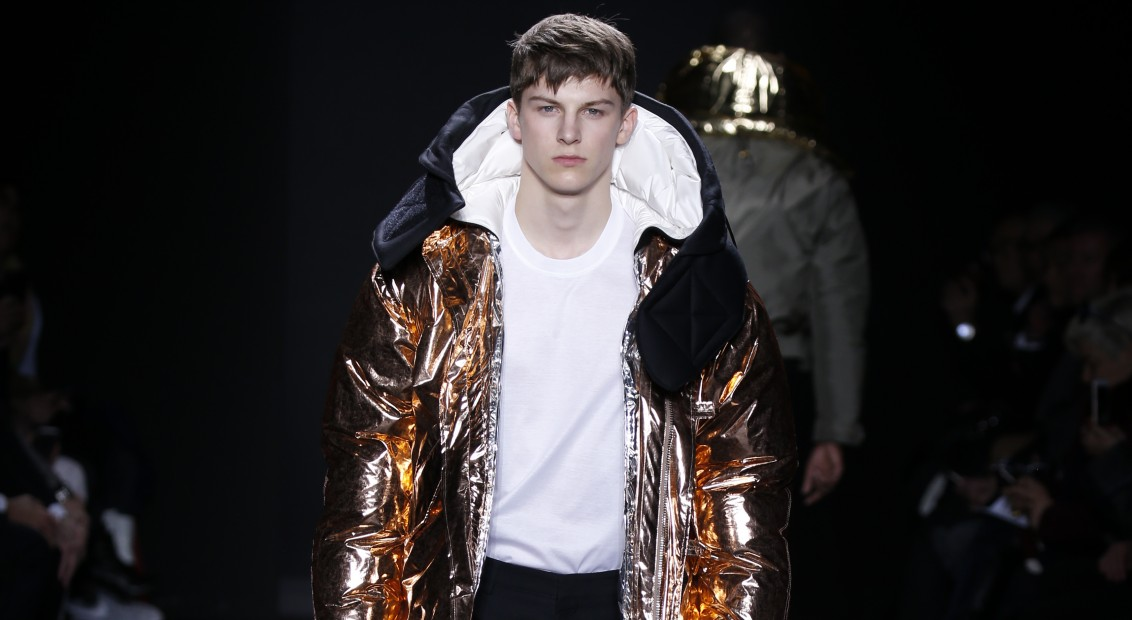 Calvin Klein Collection FW16. Look 35