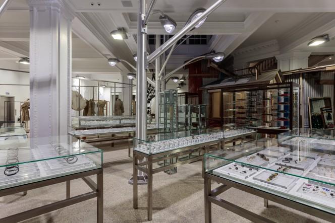 Dover Street Market - DSM Jewellery Space - Ground Floor