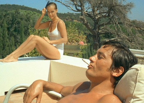 Still, La Piscine (1969) © Avco Embassy