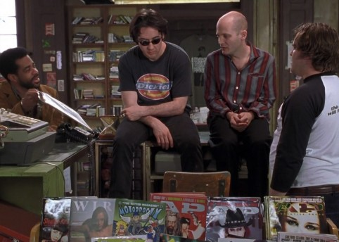 Still, 'High Fidelity' (2000) © Working Title Films