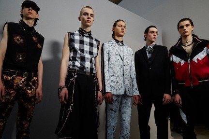 DIOR HOMME – HERO – SS17-1