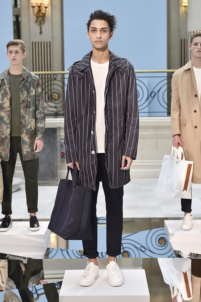 Mackintosh Spring Summer 2017 London Menswear Fashion Week  Copyright Catwalking.com 'One Time Only' Publication Editorial Use Only