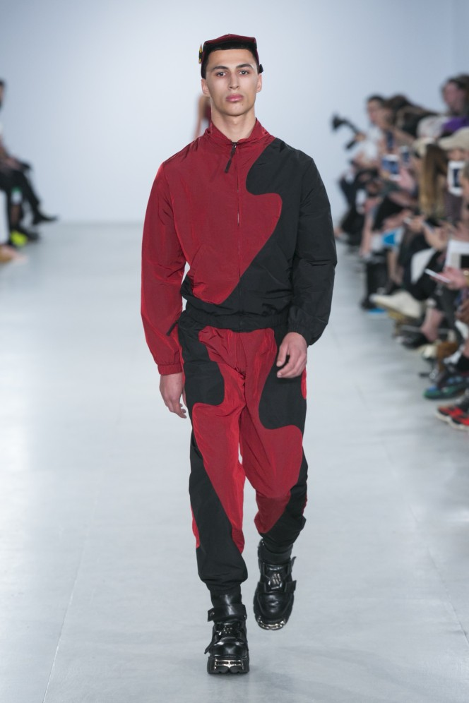 Nasir Mazhar Menswear Spring Summer 2017 Collection London Collections: Men