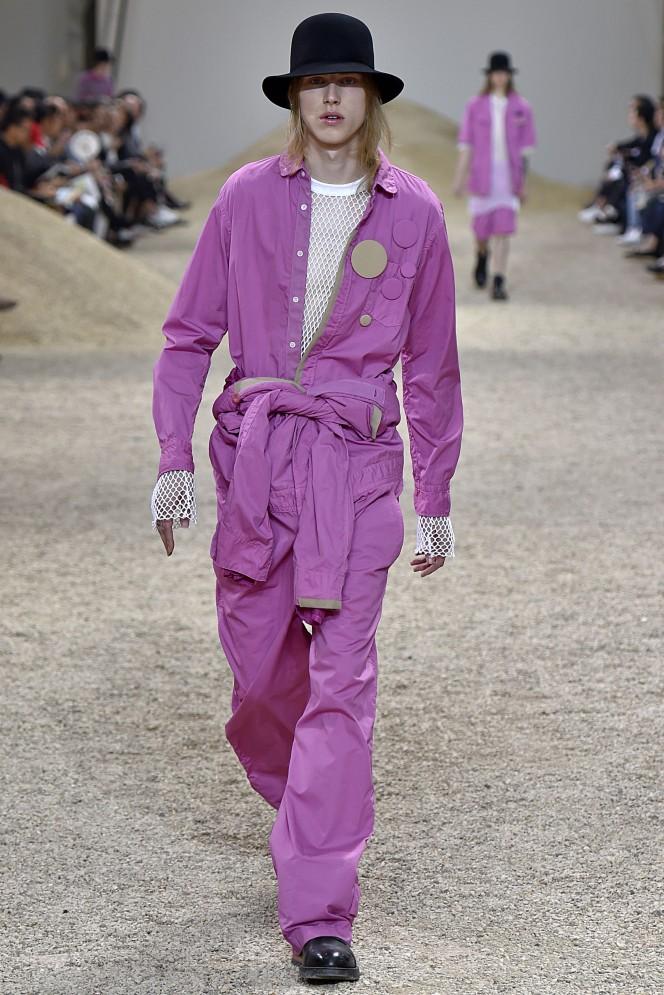 Sacai Paris Menswear Spring Summer 2017 June 2016