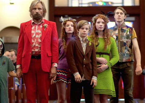 Still, 'Captain Fantastic' 2016 © Electric City Entertainment