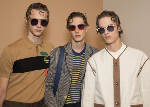 FENDI SS17 Men's Fashion Show_Eyewear_04