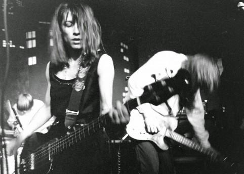 Still, 'Kool Thing' Sonic Youth (1990) dir. Tamra Davis