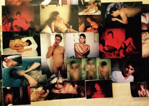 Nan Goldin, The Boy (2016) Inside: Artists and Writers in Reading Prison, 2016 Photo by James Lingwood courtesy Artangel